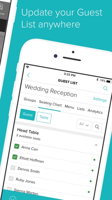 Wedding Planner By Weddingwire review screenshots
