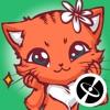 Cute Cat - Beautiful stickers