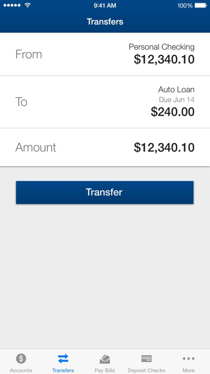CRCU Mobile Banking screenshot-3