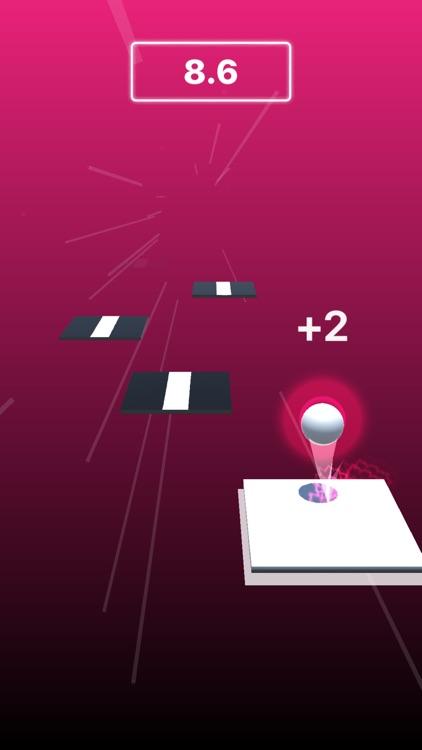 Bouncing Ball music game screenshot-3