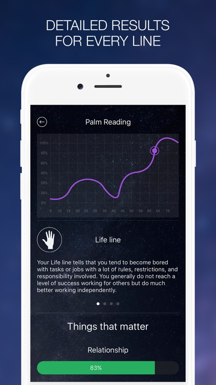 Palmistry - Palm Reading & Daily Zodiac Horoscope screenshot-2