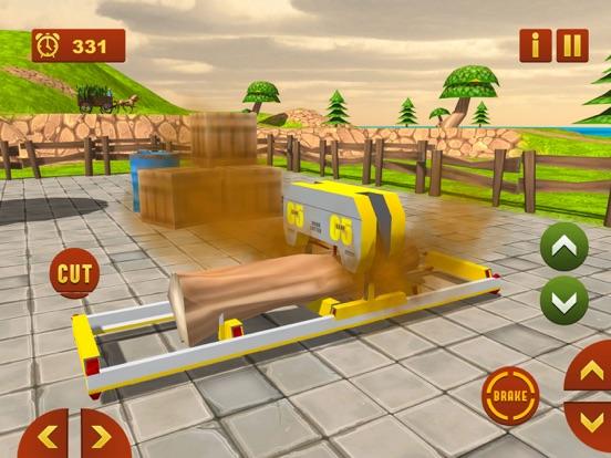 Jungle Hut Building & Crafting screenshot 6