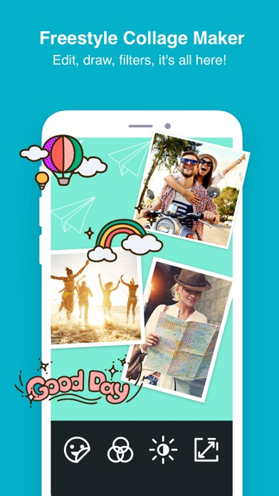 Photo Grid Collage Maker App Profile Reviews Videos And More