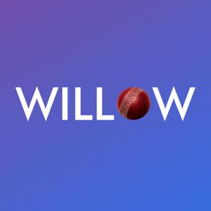 Willow - Watch Live Cricket ios app