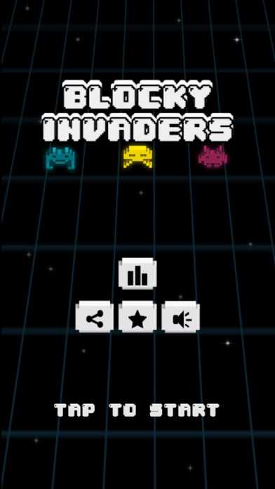 Screenshot 1 ENDLESS INVADERS