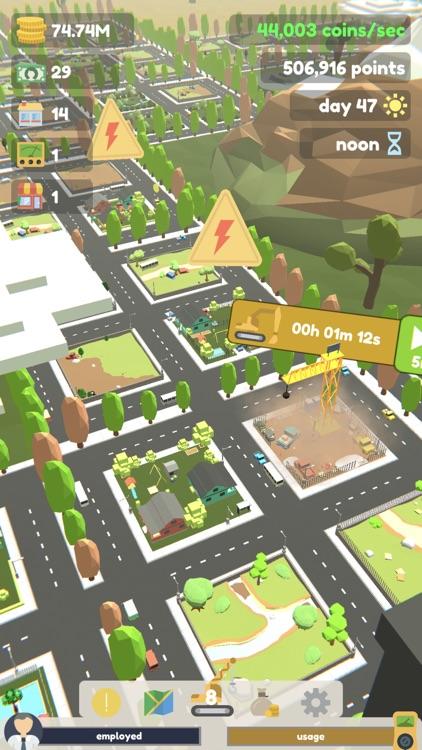 CityScape Sim