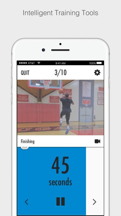 Basketball Finishing screenshot-0