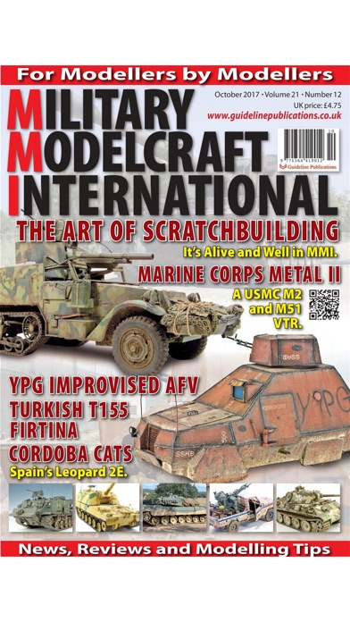Military Modelcraft Int. screenshot 1