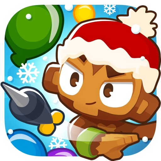 Bloons TD 6 free software for iPhone, iPod and iPad