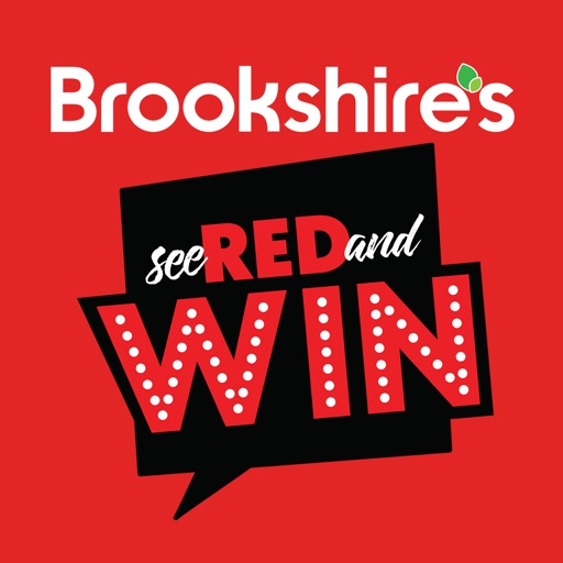 Brookshire's See RED and WIN
