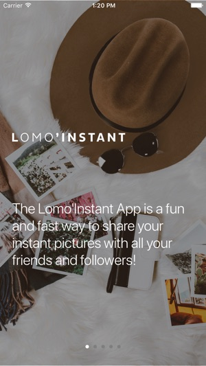 Lomo'Instant on the App Store