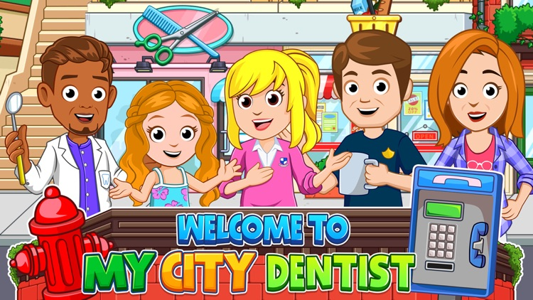 My City : Dentist Visit screenshot-0