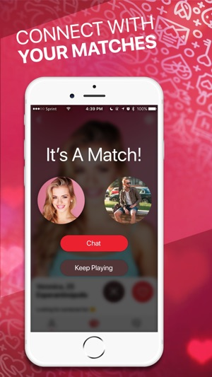 Neue Casual-Dating-App