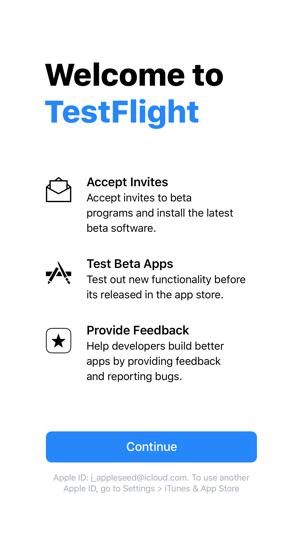 Testflight on the app store screenshots stopboris Images