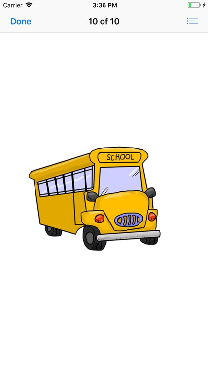 Bus Stickers screenshot-9