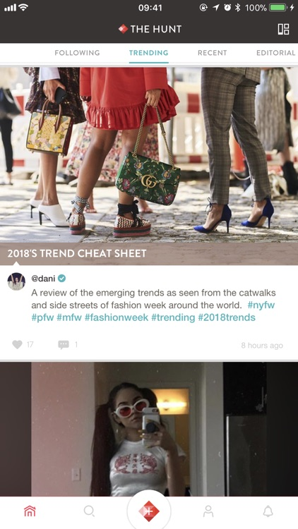 The Hunt - Style & Shopping screenshot-0