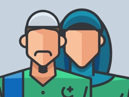 Muslimly - Emoji Pack is the best muslim themed stickers