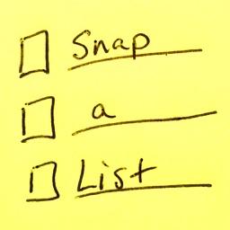 Snap-a-list