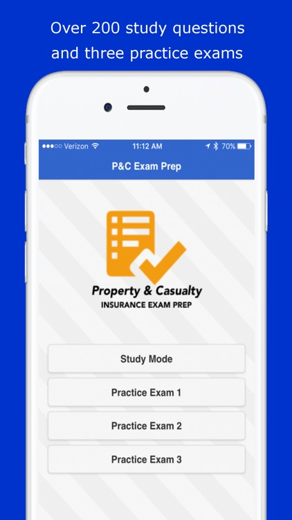 Property & Casualty Agent Exam