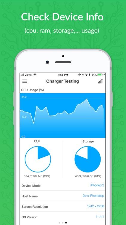 Ampere - Charger Testing Pro screenshot-4