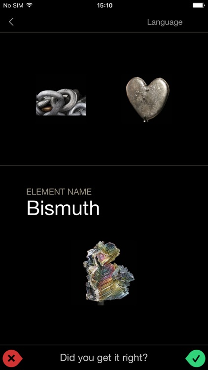 The Elements Flashcards screenshot-3