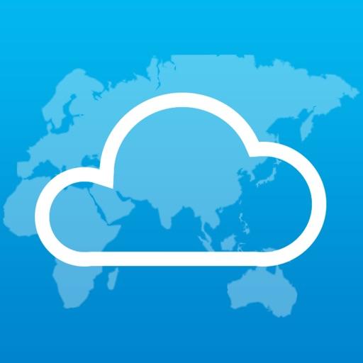 天气地图 - 在地图中显示天气 (By Realank)