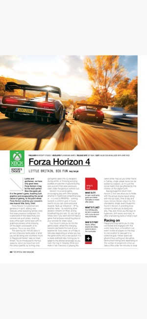 Official Xbox Magazine (US) on the App Store