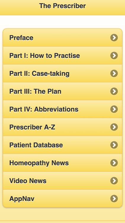 Homeopathy Prescriber