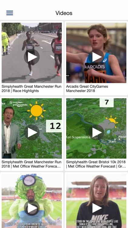 Great Run: Running Events screenshot-4