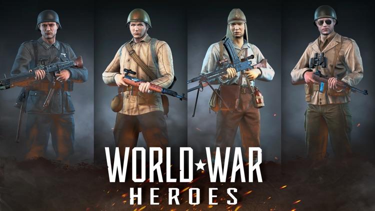 World War Heroes: FPS war game screenshot-0