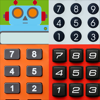 Calculator Themes: Big Buttons