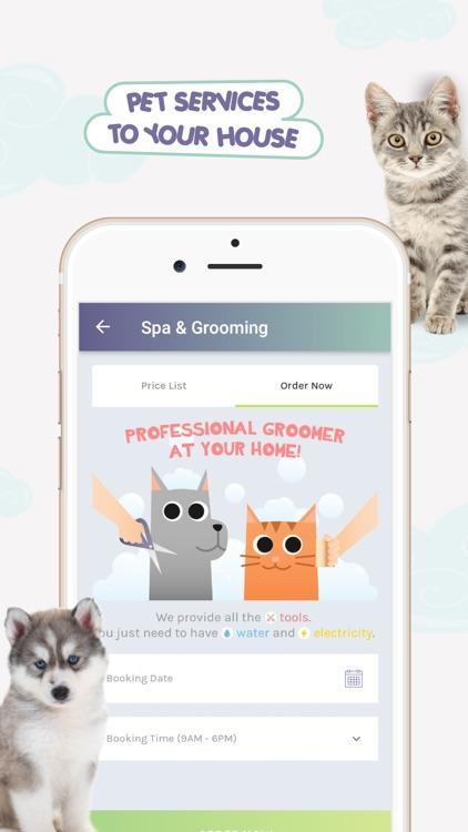 PETO - Pet Services + Adoption screenshot-3