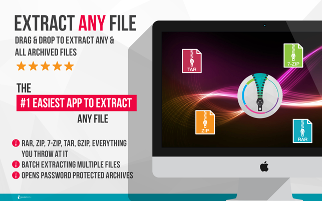 Extract Any File on the Mac App Store