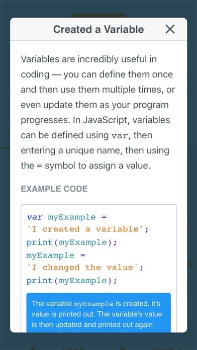 Grasshopper: Learn to Code screenshot 6