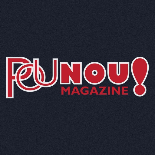 POUNOU Magazine icon