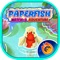 """""""Paper Fish"""" is a match-3 puzzle where you match same colored sea creatures to win"""
