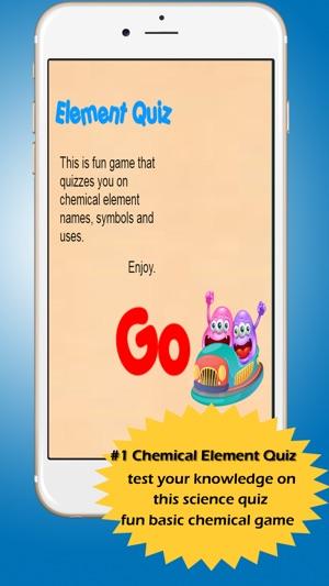 Periodic table chemical element symbols quiz on the app store periodic table chemical element symbols quiz on the app store urtaz Images