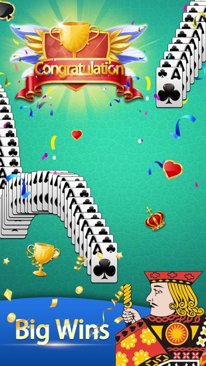 Solitaire Classic Puzzle Games screenshot-2