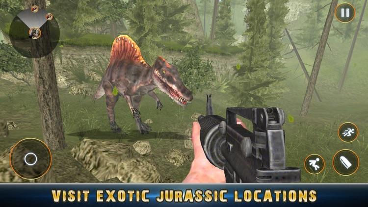 Real Dino Jungle Hunter Pro 3D screenshot-4