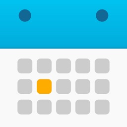 シンプル カレンダーAqua - 簡単&使いやすいカレンダー