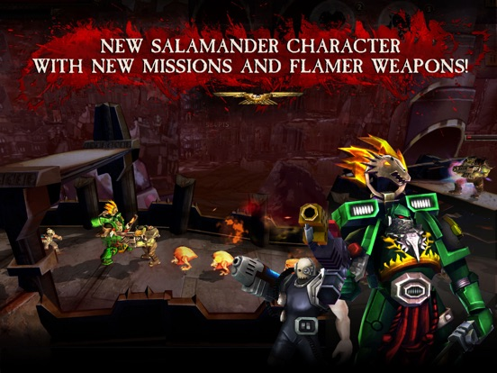 Screenshot #2 for Warhammer 40,000: Carnage
