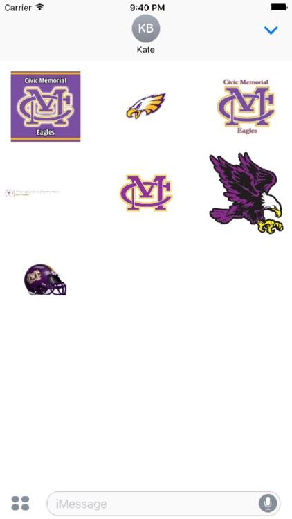 CM Stickers