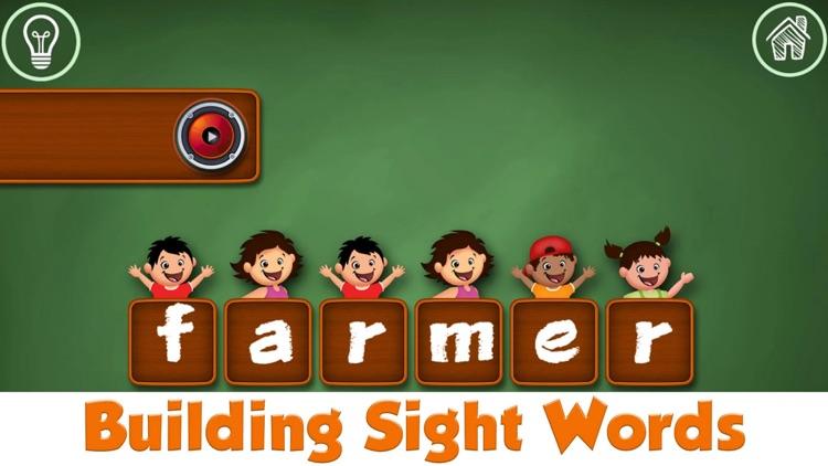 Sight Words Pre-K to Grade-3 screenshot-5