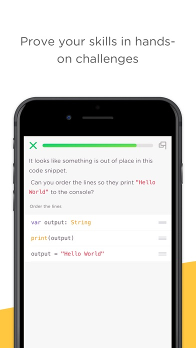 Mimo: Learn to code on the go app image