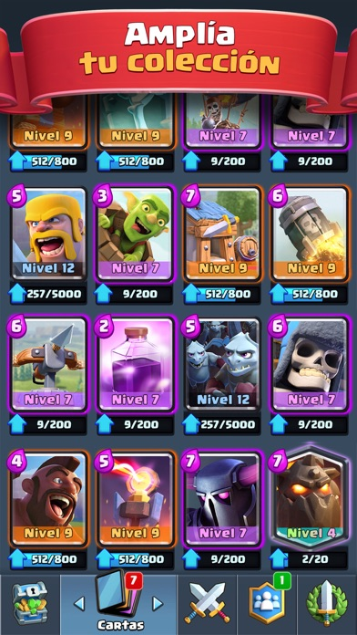 download Clash Royale apps 1