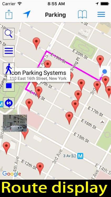 Find Parking Lot screenshot-4