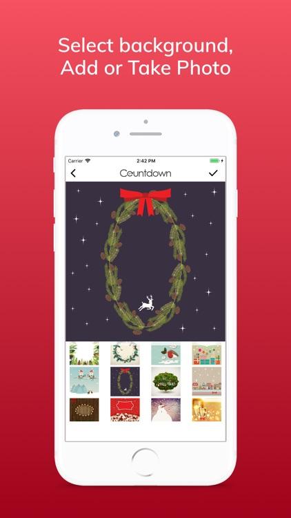 Christmas & New Year Countdown