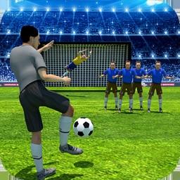 Real Soccer Hero Challenge