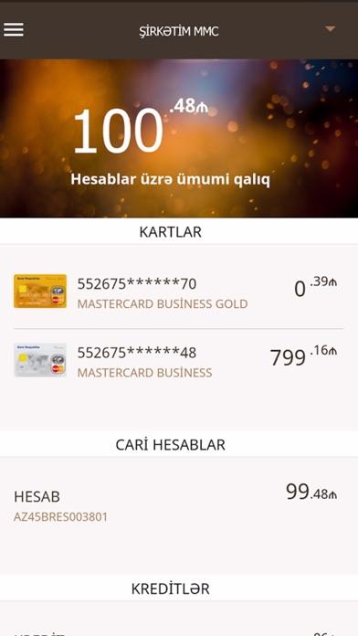 Bank Respublika Mobile Office Screenshot