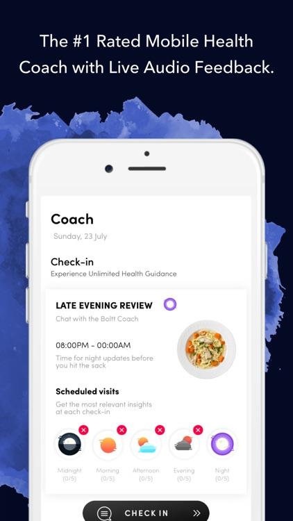 Boltt Health: Get Fit & Healthynow screenshot-0